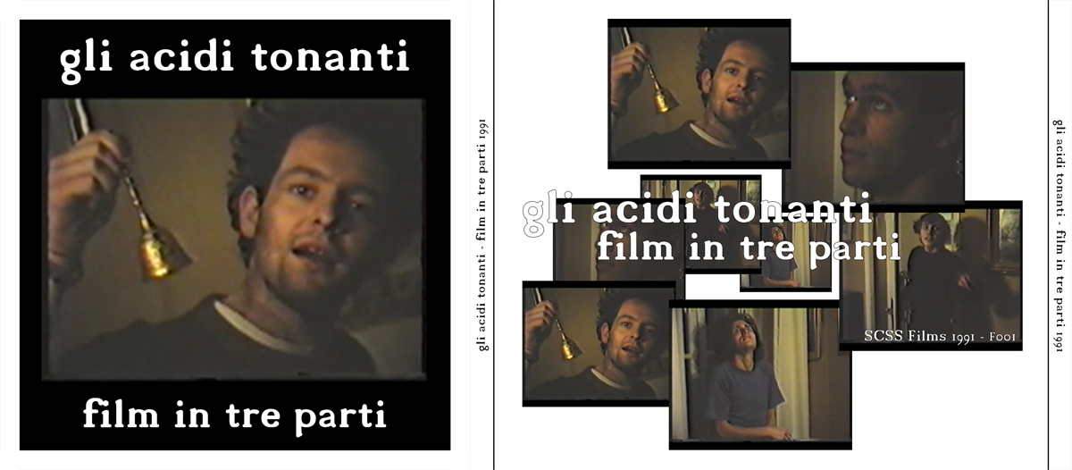 f001 gli acidi tonanti: film in tre parti 1991