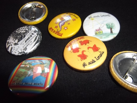gli acidi tonanti badges 2016